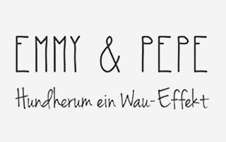 Emmy & Pepe Logo