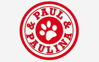 Paul & Paulina Logo